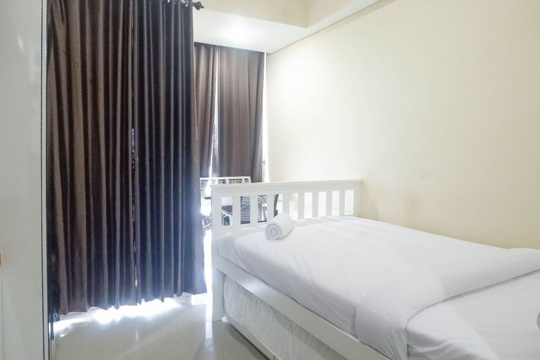 Cozy Studio Room Apartment at Tamansari Papilio By Travelio, Surabaya