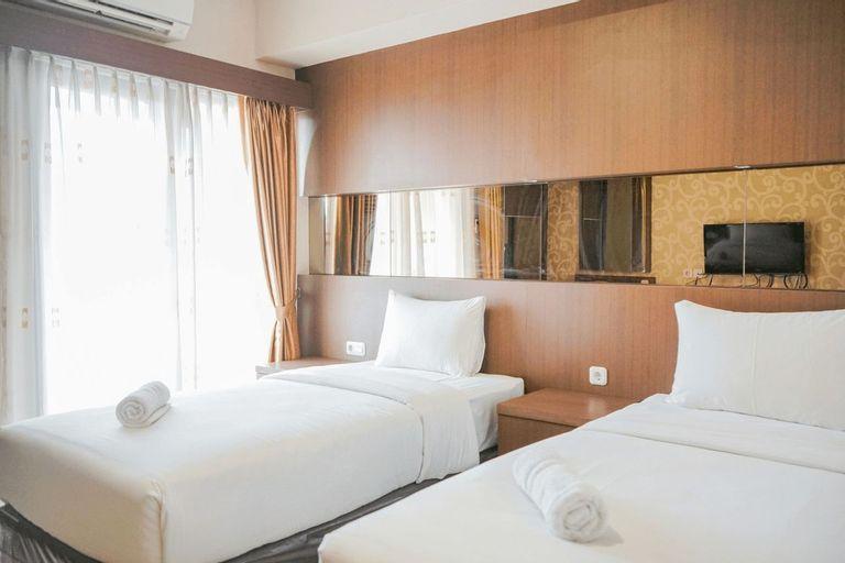 Compact and Cozy Studio Atria Apartment By Travelio, Tangerang