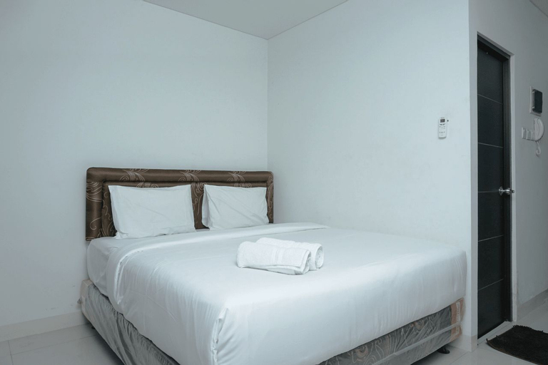 Comfy Studio Tamansari Semanggi Apartment By Travelio, South Jakarta