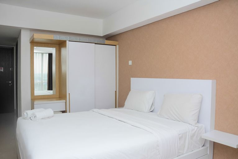 Strategic Location with New Furnished at Studio H Residence Apartment By Travelio, East Jakarta
