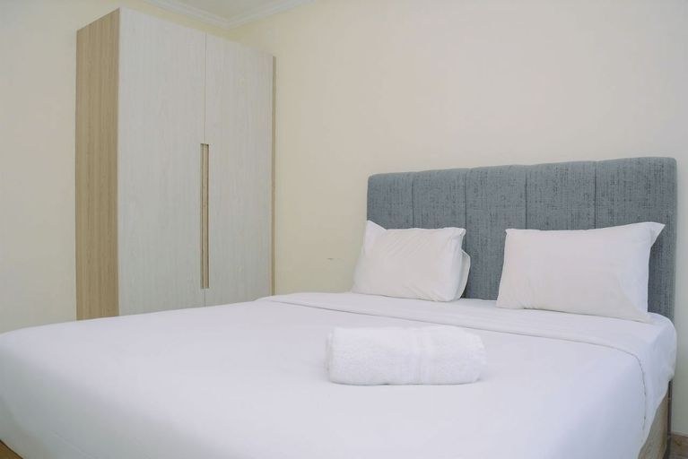 Cozy and Lovely Studio Apartment at Menteng Park By Travelio, Central Jakarta