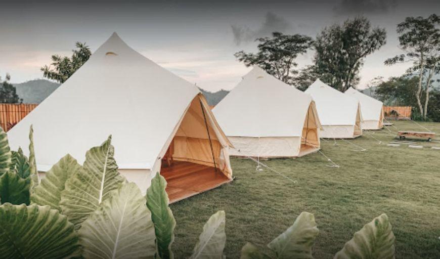 The Sunrise Hill Camp, Bangli