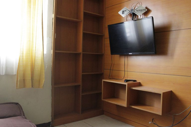 Pleasant & Relaxing 2BR Apartment at The Suites Metro Bandung By Travelio, Bandung