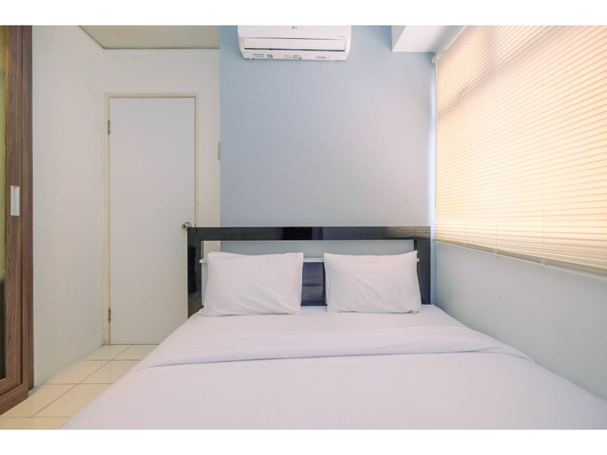 Cozy and Fully Funished 2BR Kalibata City Apartment By Travelio, South Jakarta