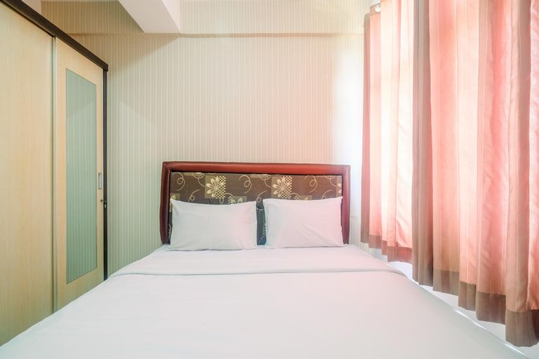 Homey 2BR with City View Pancoran Riverside Apartment By Travelio, South Jakarta