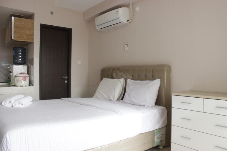 Comfy Studio Room at Mekarwangi Square Apartment Cibaduyut By Travelio, Bandung