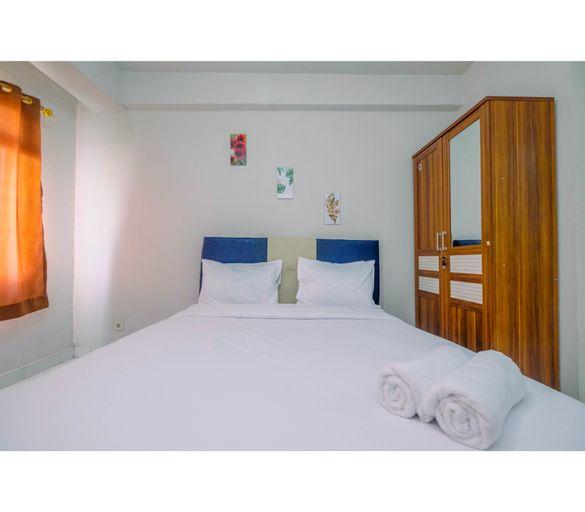 Comfortable and Homey Studio Apartment at Dramaga Tower near IPB By Travelio, Bogor