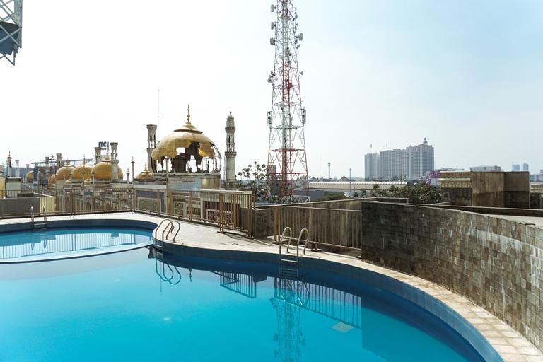 Best Simply Studio Apartment at Saladdin Mansion By Travelio, Depok