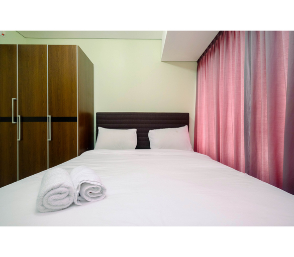 Elegant Nifarro Park 2BR Apartment with Best View By Travelio, South Jakarta