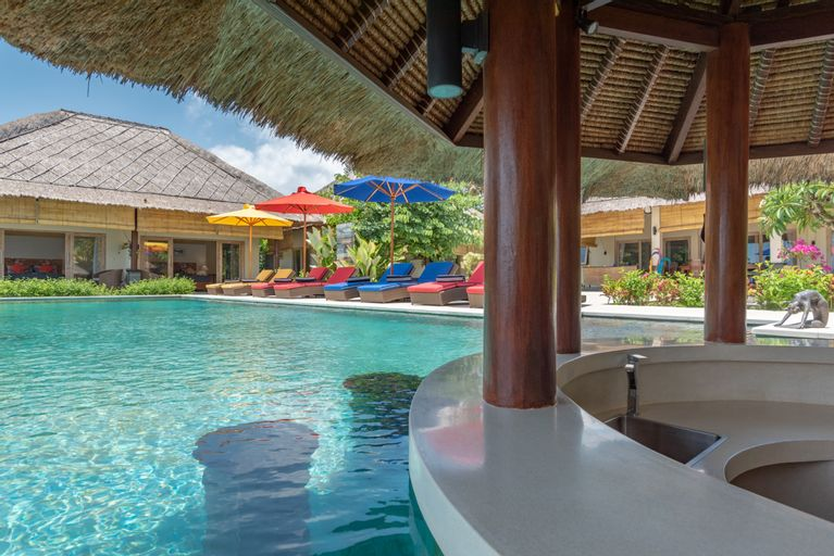 In Balance Resort – Pool View Villa 1, Buleleng