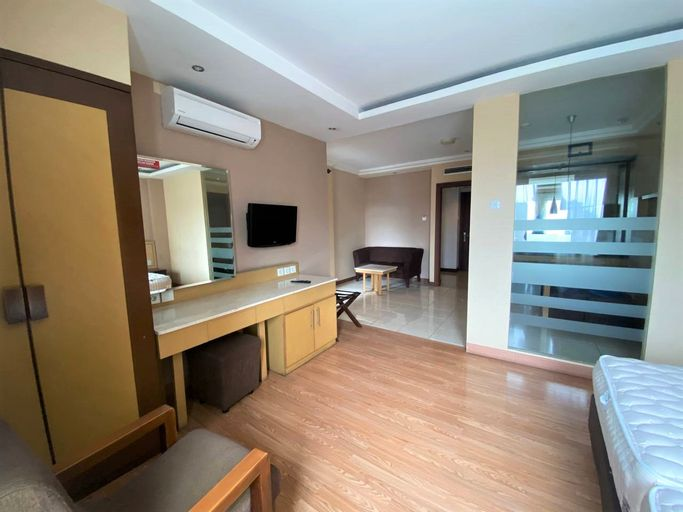 1BR Grand Setiabudi Apartment (Min 2 Night Stay), Bandung