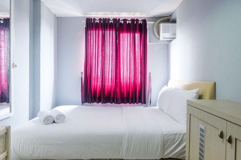 Best Price and Minimalist 2BR Kebagusan City Apartment By Travelio, Jakarta Selatan