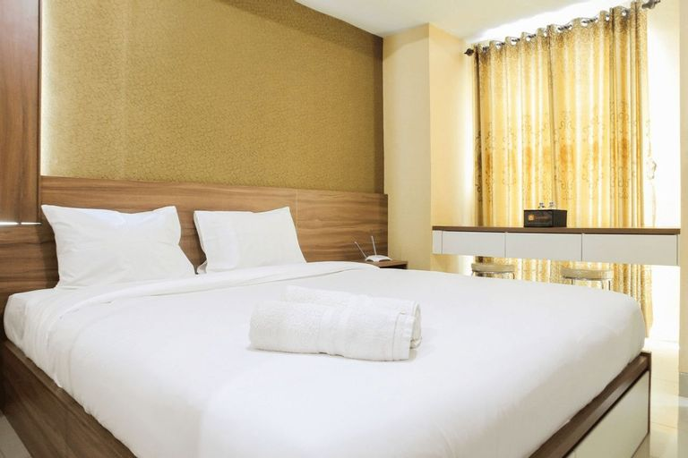 Relaxing Studio @ Grand Dhika City Apartment By Travelio, Bekasi