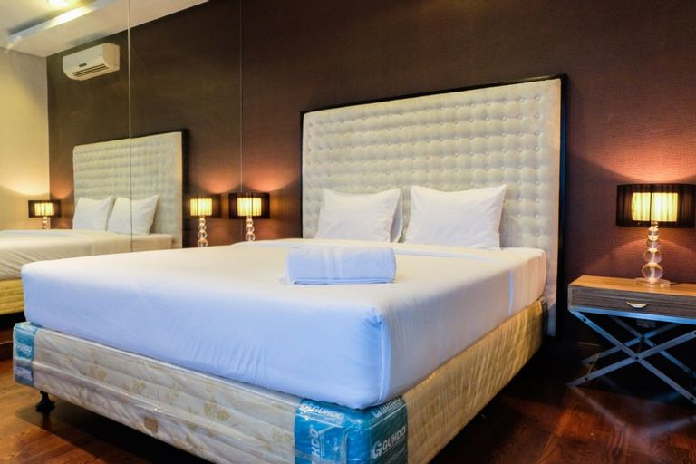 Spacious Studio Apartment The Mansion At Kemang By Travelio, South Jakarta