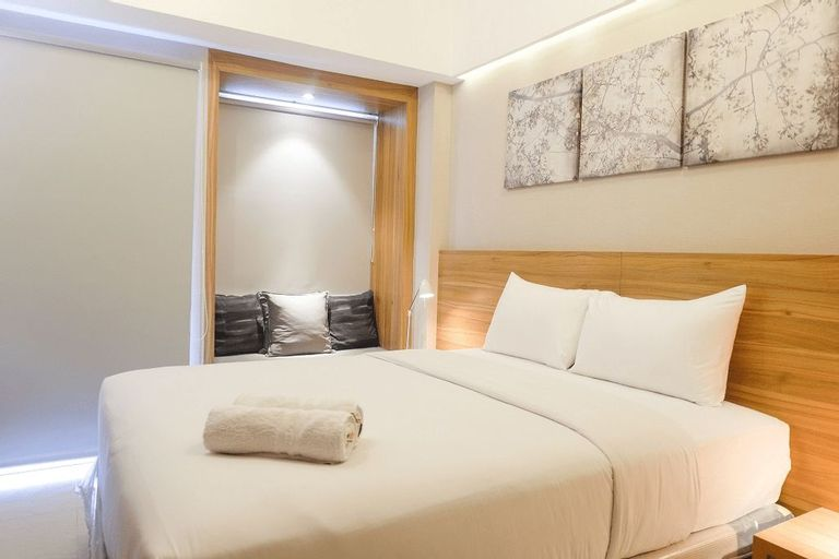 Modern Studio @ Mustika Golf Apartment By Travelio, Cikarang