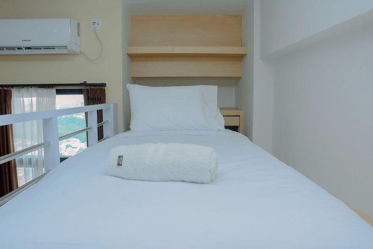 Stylish and Convinient Studio Dave Apartment By Travelio, Depok