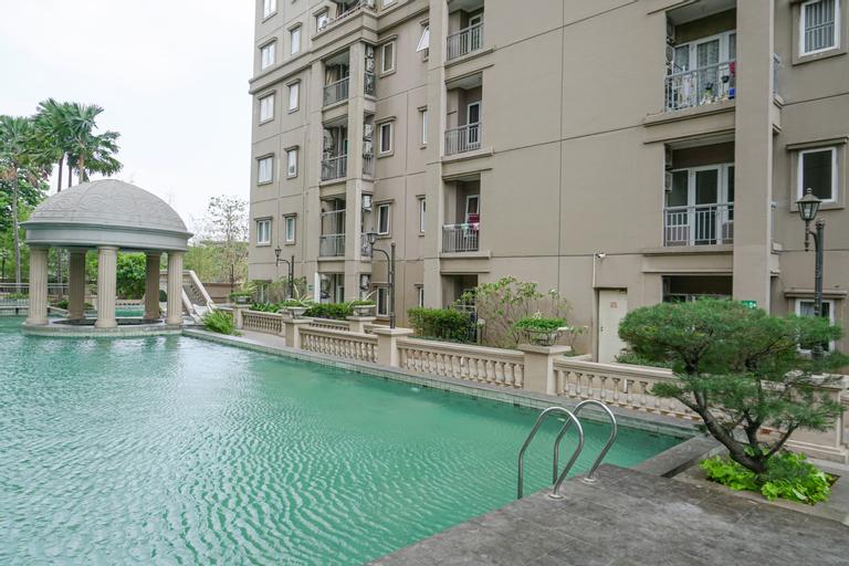 Comfort and Stylish 2BR at Grand Palace Kemayoran Apartment By Travelio, Jakarta Pusat