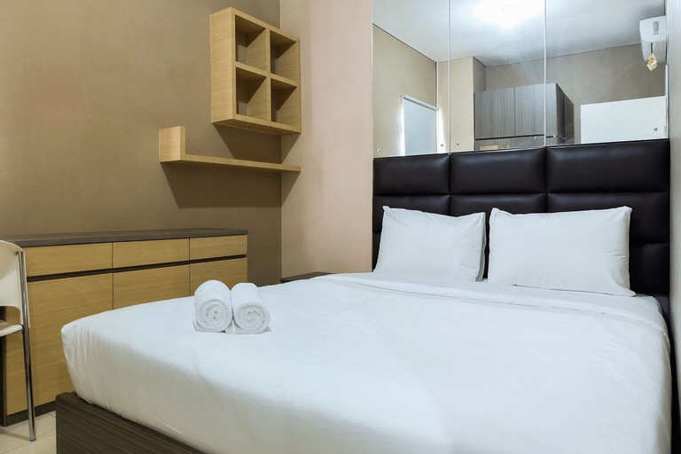 Homey 2BR Apartment at Green Lake Sunter By Travelio, North Jakarta