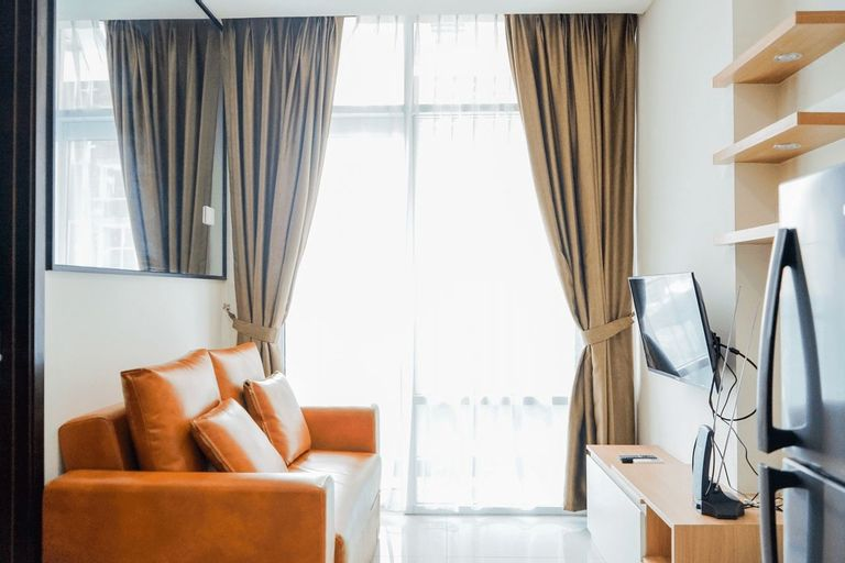 Relaxing Stay @ 1BR Brooklyn Apartment By Travelio, South Tangerang