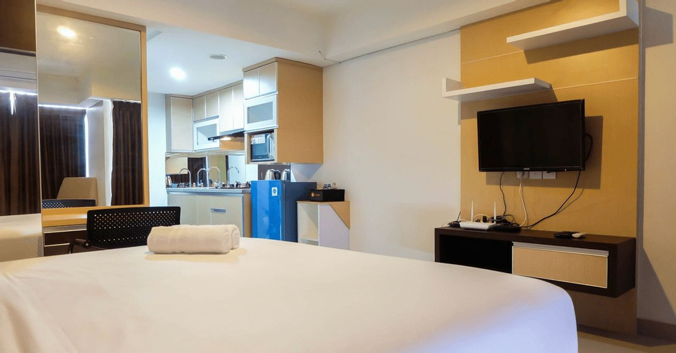 Modern and Brand New Studio The H Residence By Travelio, East Jakarta
