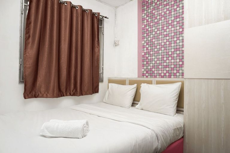 2BR near Toll Soeta Airport at City Park Apartment By Travelio, West Jakarta