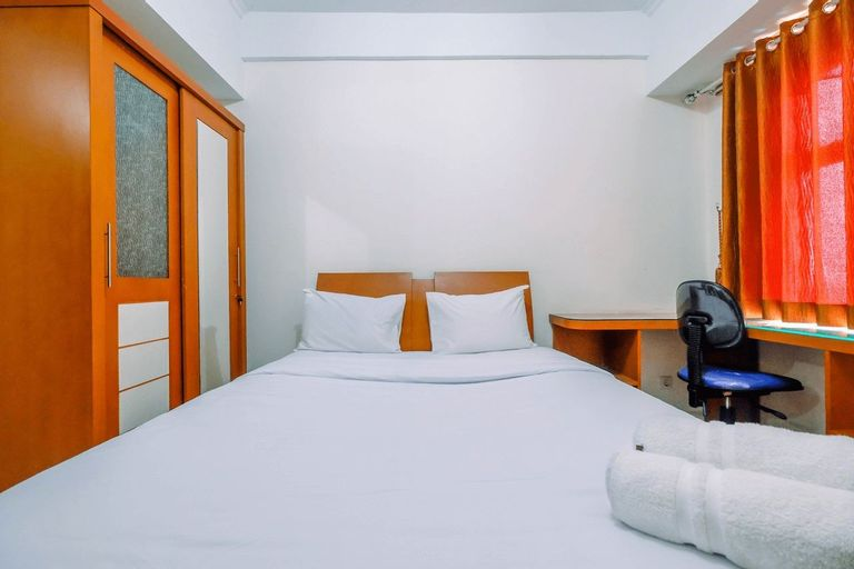 Comfy Studio Apartment at Margonda Residence 2 By Travelio, Depok