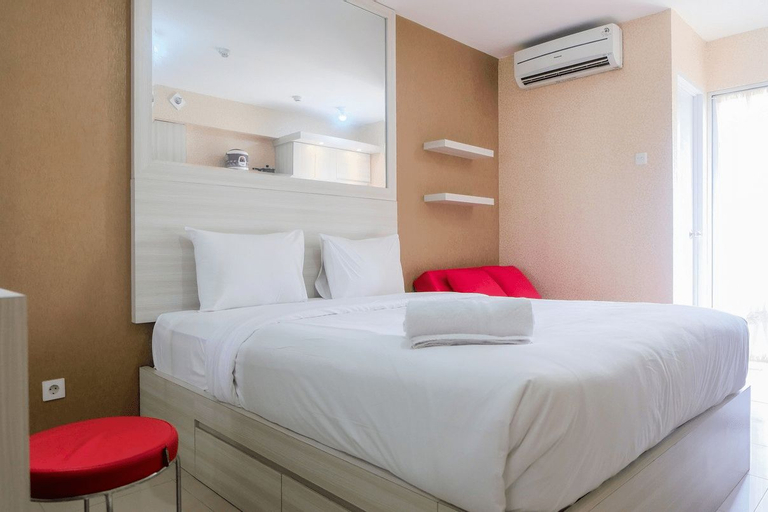 Studio Room at Bassura City Apartment near Mall By Travelio, East Jakarta
