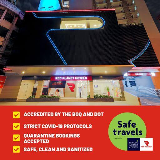 Red Planet Manila Binondo - For Quarantine Stays, Manila