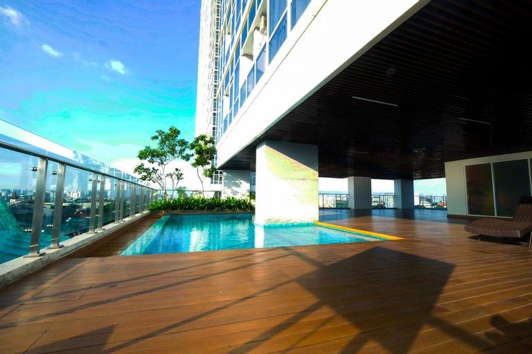 Stylish Studio Room Menteng Park Apartment By Travelio, Central Jakarta