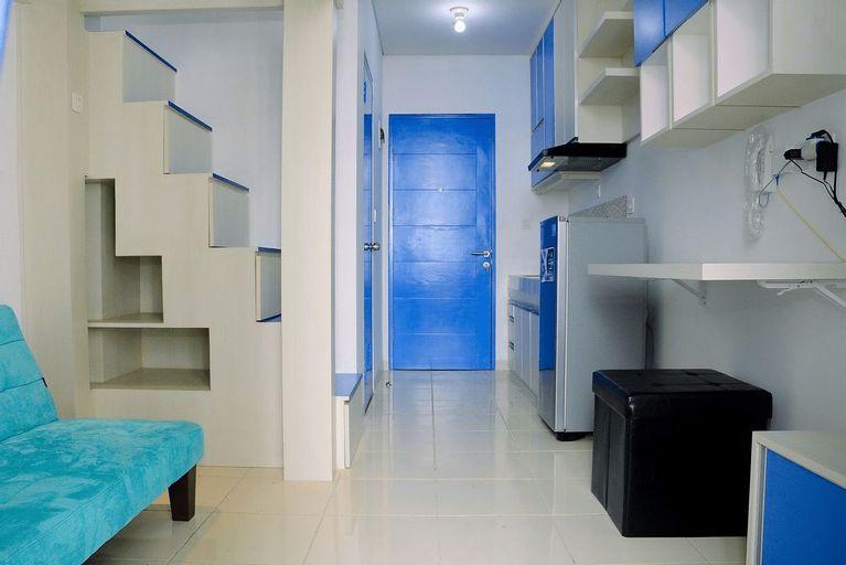 Minimalist and Posh Studio Dave Apartment By Travelio, Depok