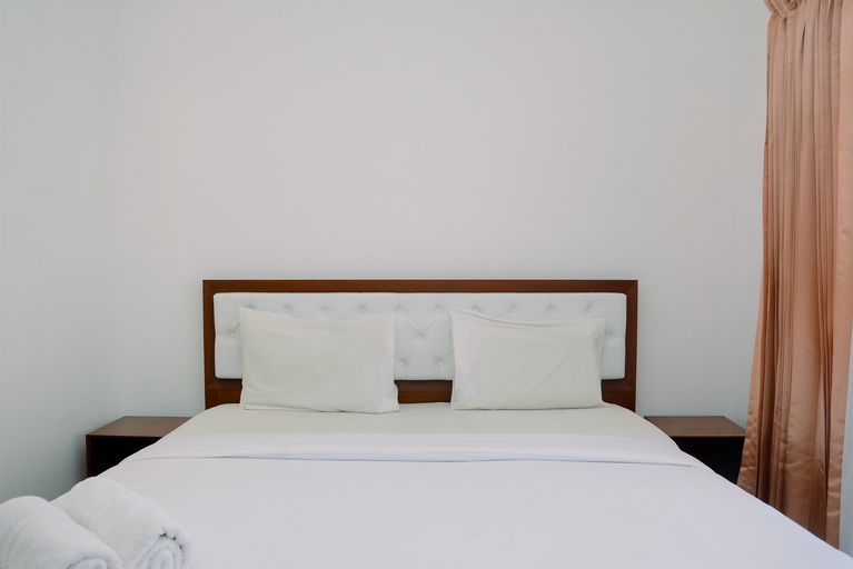Comfortable 2BR Green Central City Apartment By Travelio, West Jakarta
