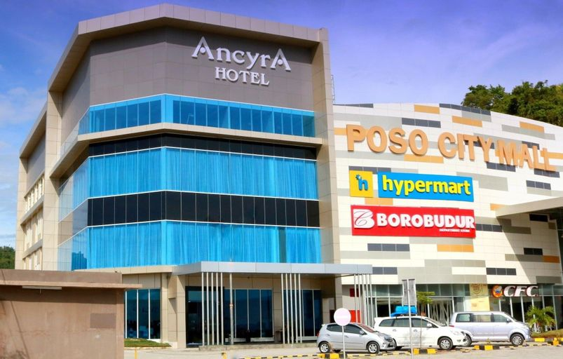 Ancyra Hotel, Poso