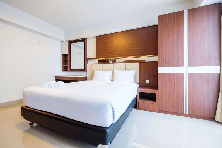 Spacious Fully Furnished Studio Apartment H Residence near MT Haryono By Travelio, East Jakarta
