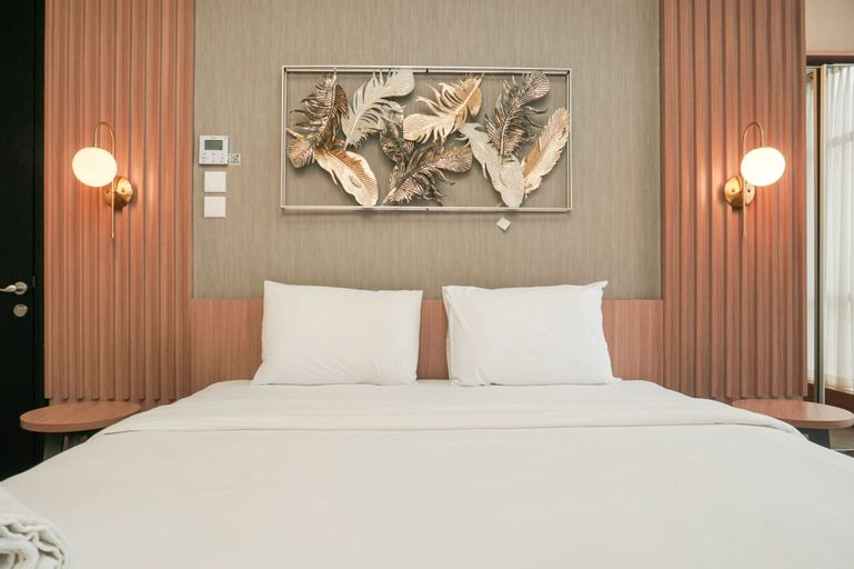 Luxurious 2BR at Sudirman Suites Apartment By Travelio, Central Jakarta