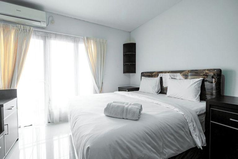 Modern 1BR Tamansari Semanggi Apartment By Travelio, South Jakarta