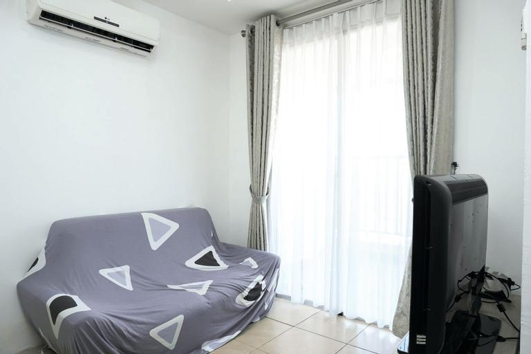 Wonderful 2BR Apartment at Belmont Residence Puri By Travelio, West Jakarta
