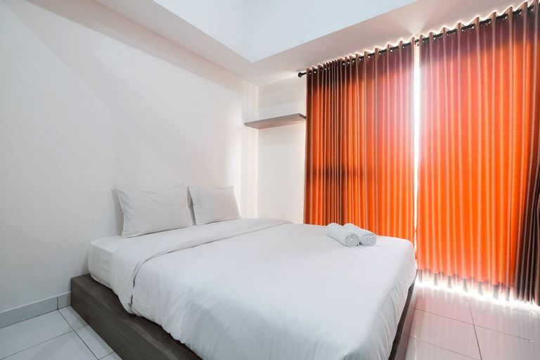 Well Appointed Studio Apartment at Casa De Parco By Travelio, Tangerang Selatan