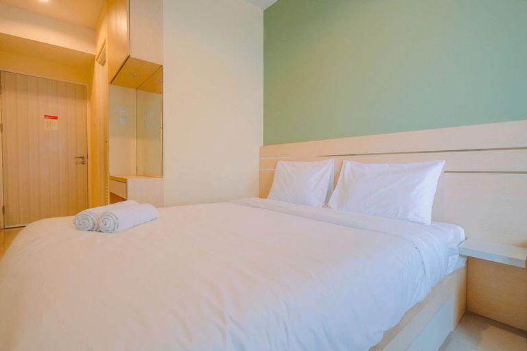 Premium Studio Apartment @ Grand Kamala Lagoon By Travelio, Bekasi