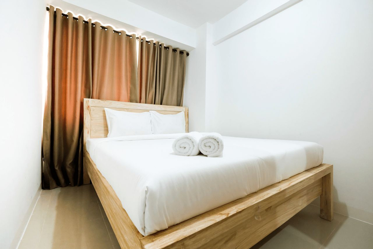 Comfortable 2BR at Bassura Apartment Direct Access to Bassura City Mall  By Travelio, East Jakarta