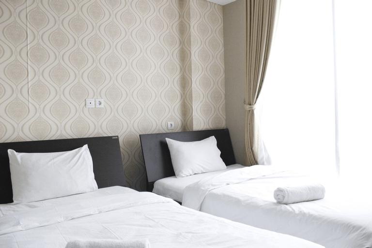 Stylish 1BR near ITB University at Dago Suites Apartment By Travelio, Bandung