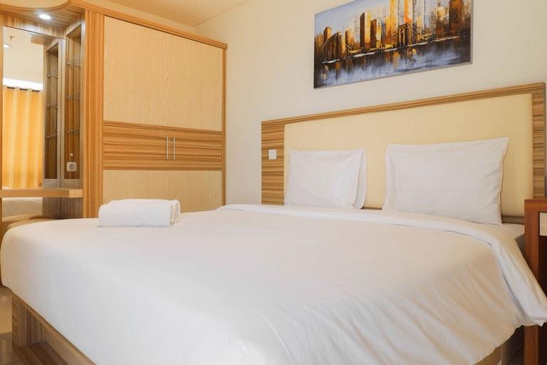 Cozy 1BR Apartment at Praxis By Travelio, Surabaya