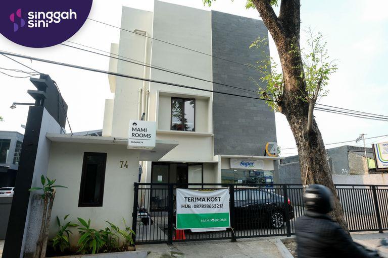 Singgahsini Haji Nawi Raya Jakarta Selatan, Jakarta Selatan