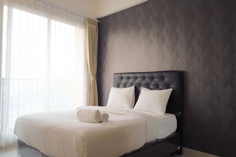 Classic Studio Room Galeri Ciumbuleuit 3 Apartment By Travelio, Bandung