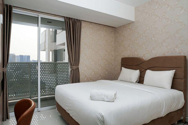 Enjoy Stay Studio Room at West Vista Apartment By Travelio, West Jakarta