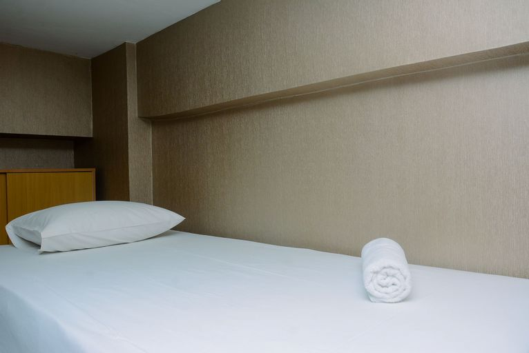 Simply and Cozy Studio at Dave Apartment By Travelio, Depok