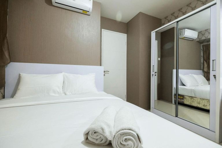 Comfy 2BR Bassura City Apartment near Mall By Travelio, East Jakarta