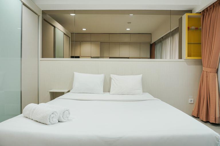 Comfort Studio Tamansari The Hive Apartment By Travelio, East Jakarta