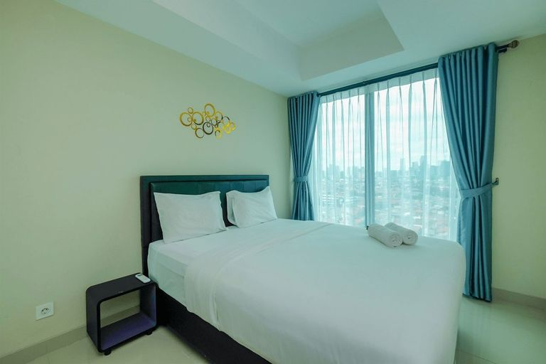 New Furnished 1BR at Nine Residence Apartment By Travelio, South Jakarta