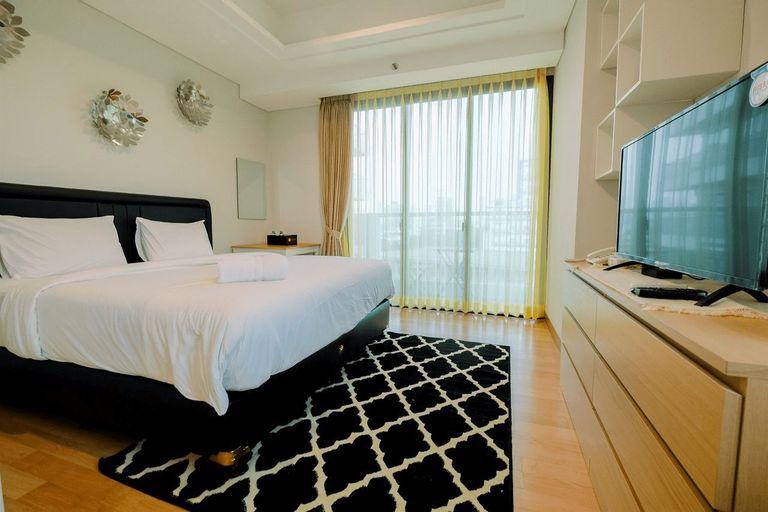 Monas View Studio Apartment at Capitol Suites By Travelio, Jakarta Pusat