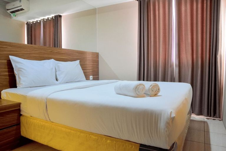 Great Location 2BR Maple Park Apartment By Travelio, North Jakarta